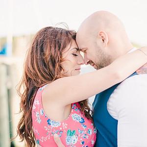 Natalia and Chad