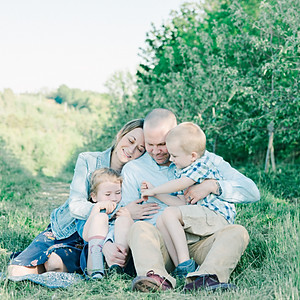 The Beautiful Thompson Family