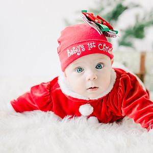 Scarlett's First Christmas