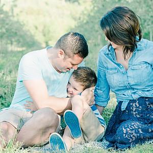 The Beautiful Darrow Family