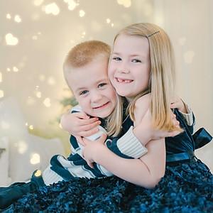 Josie and Jonah: Christmas 2019