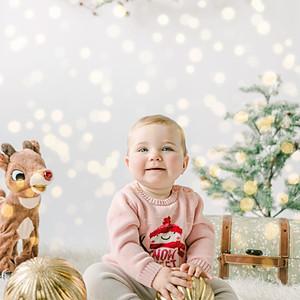 Seneca's First Christmas