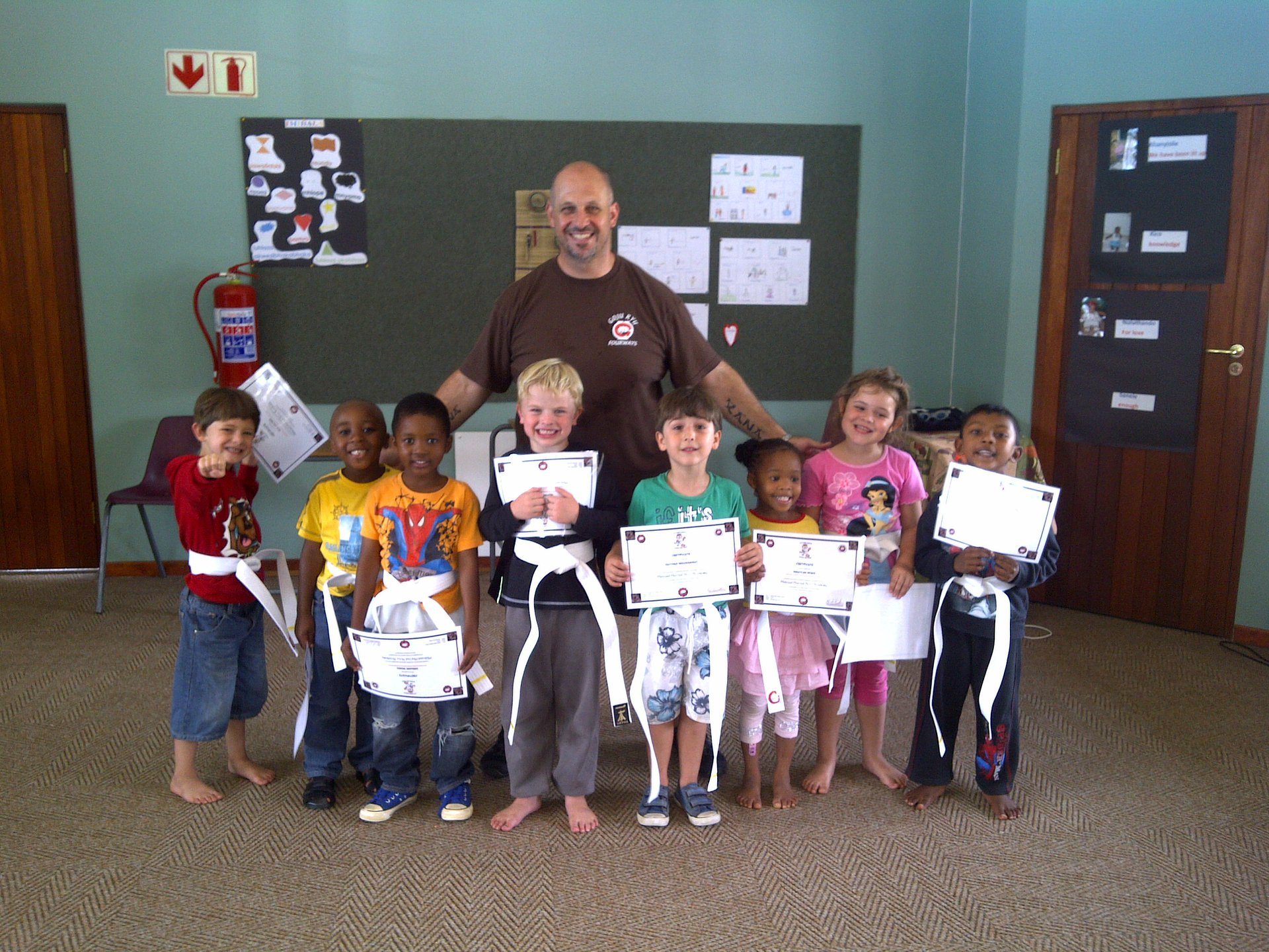CCPS Lil'Tigers March 2012 Grading