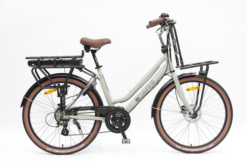 Caffe-Pronto Electric Cargo Bike