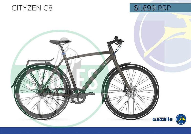 Gazelle CityZen C8