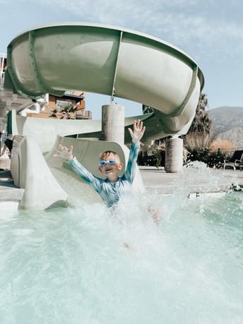 We Saved the Best for Last! Our summer getaway at Watermark Beach Resort.