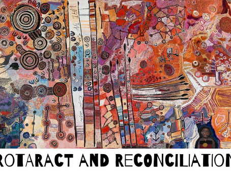 Rotaract and the Road to Reconciliation
