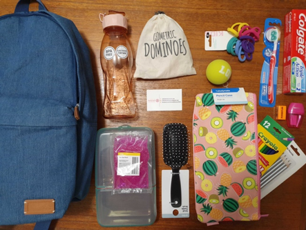 BACK PACKS FOR KIDS: How your support will have an impact!