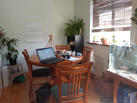 Working From Home: Our Members' Experiences