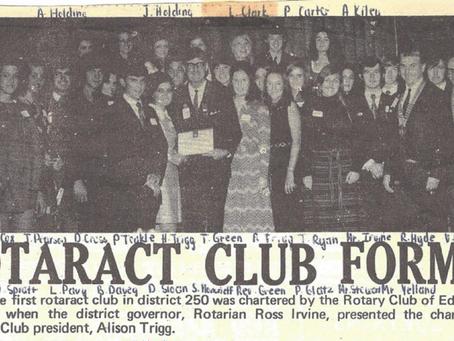 A Brief History of Rotaract