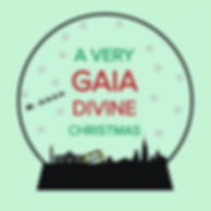 A Very Gaia Divine Christmas Poster_edit