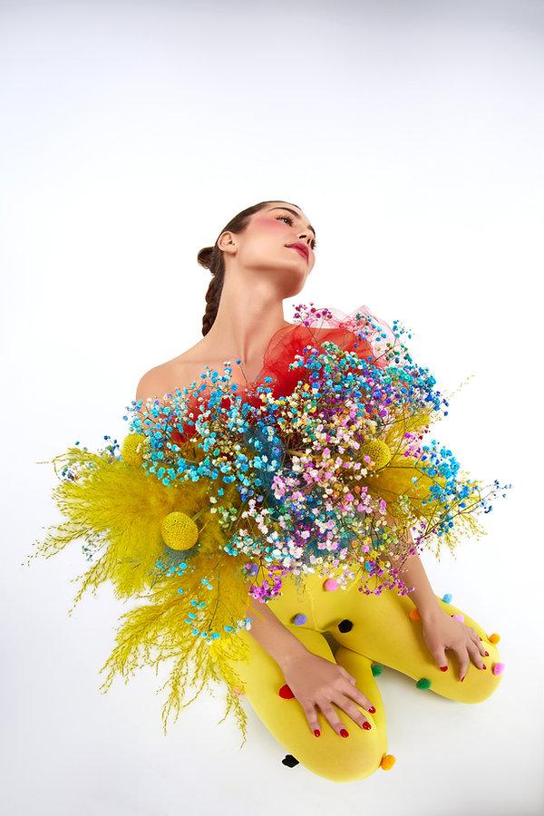Rachel Matthews, Mendoza Weiss, Flower Pstl
