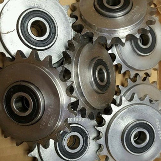 Custom Stainless Steel 19 tooth sprockets