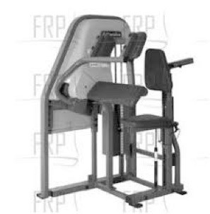 Tricep Extension 61x44x37 600lbs.