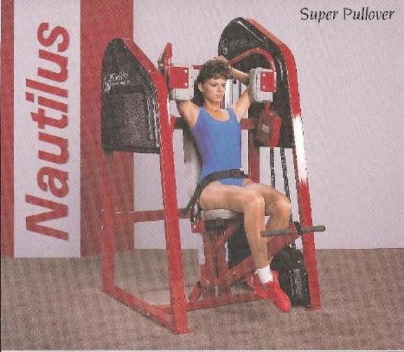 Super Pullover II 60x42x77 777lbs.