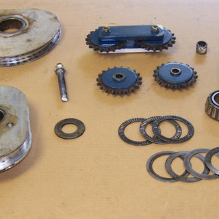 Parts from a Rotary Torso I
