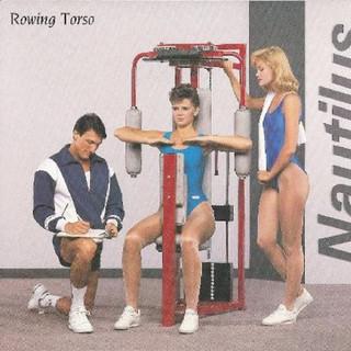 Rowing Back 40x20x77 344lbs.