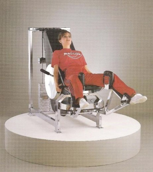 Adduction/Abduction 80x25x51 614lbs