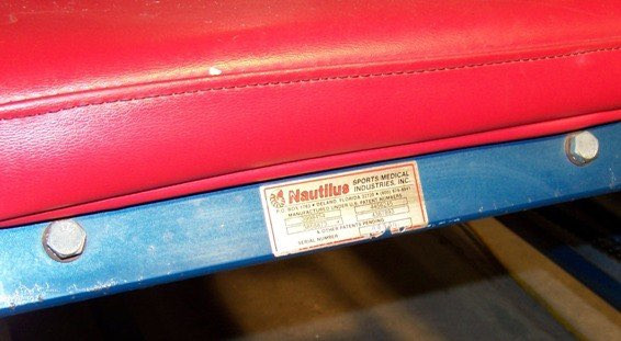 Many people mistakenly believe that this is the machines serial number.  Incorrect.