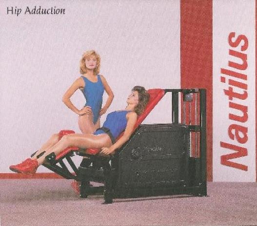 Hip Adduction 72x25x51 549lbs.