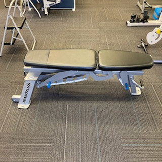 Nautilus Adjustable Bench