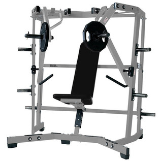 Iso Chest Press (wide) 44x62x69 306lbs.