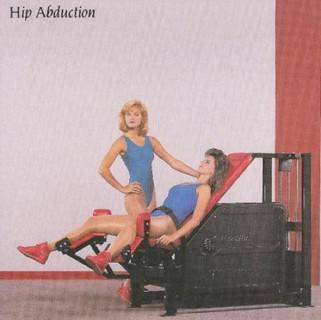 Hip Abduction 72x25x51 518lbs.
