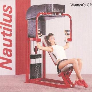 Women's Chest 57x35x75 542lbs.