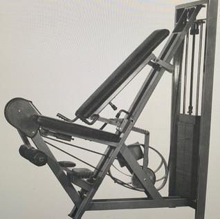 Super Leg Extension - Spider Cam