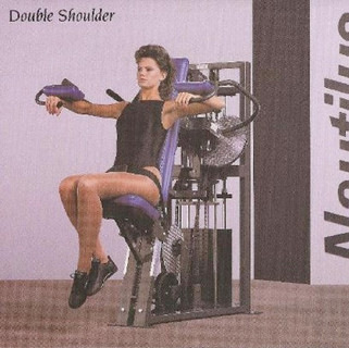 Double Shoulder 50x30x61 775lbs.
