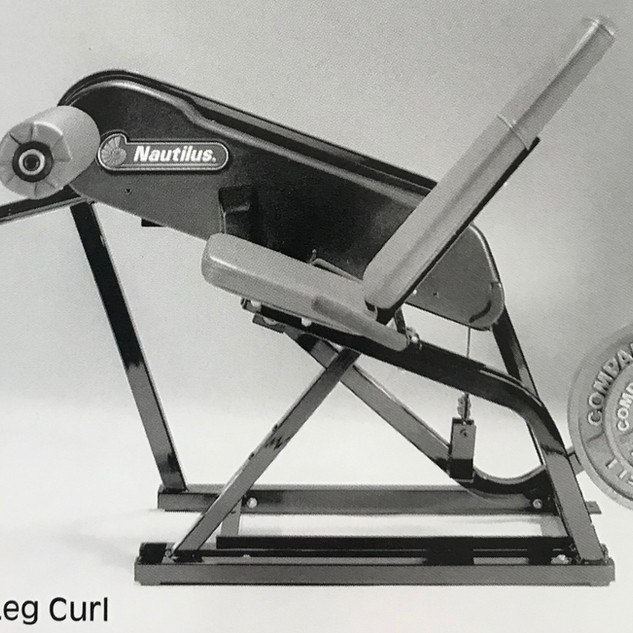 Seated Leg Curl