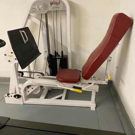 Nautilus Nitro Leg Press