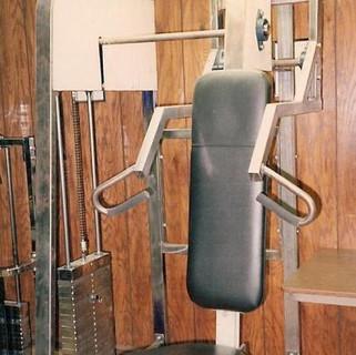 Prototype Shoulder Press