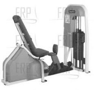 Hip Adduction 61x78x31 690lbs.