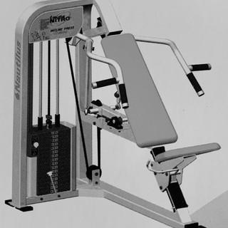 Nitro Incline Press 61x42x54 485lbs.