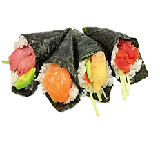 Spicy Hand Roll Combo Dinner