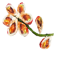 Cupid Flower Roll
