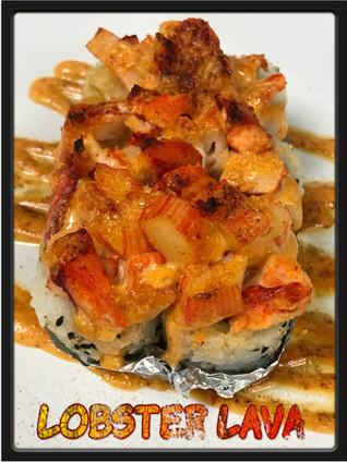 Lobster Lava Roll