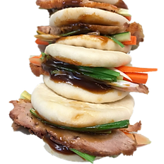(New) Peking Duck Buns