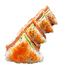 Spicy Tuna or Salmon Sandwich