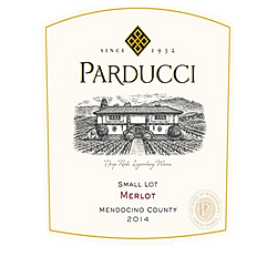 Perducci Merlot, California - By Glass