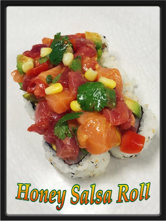 Honey Salsa Roll