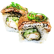 Blue Devil Roll