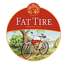 "New Belgium ""Fat Tire"""