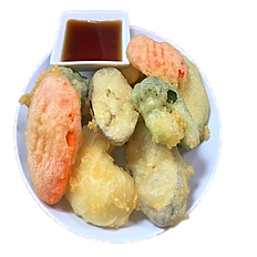 Vegetable Tempura Appertizer