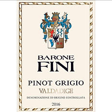 Barone Fini Pinot Grigio, Italy - By Glass
