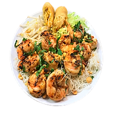 Saigon Street Noodles Shrimp