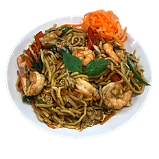 (New) Basil Lo Mein