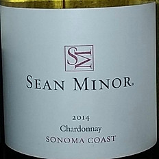 Sean Minor Chardonnay, California - By Glass