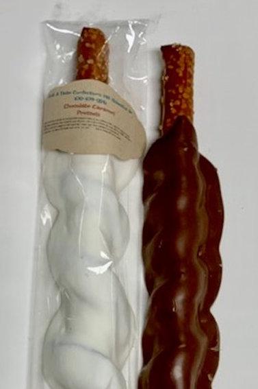 Caramel Pretzel